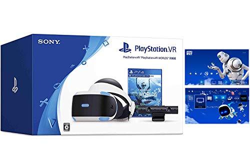 "PlayStation VR""PlayStation VR WORLDS""パッケージ版同梱版 【Amazon.co.jp限定】オリジナルカスタムテーマ (配信)"