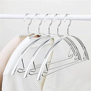 Garde-Robe Cintre en Alliage d'aluminium sans Marques cintres pour vêtements Armoire Rangement penderie Porte-vêtements Po...