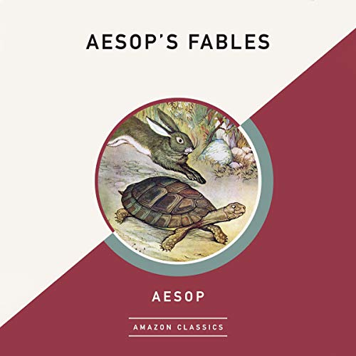 Aesop's Fables (AmazonClassics Edition) cover art