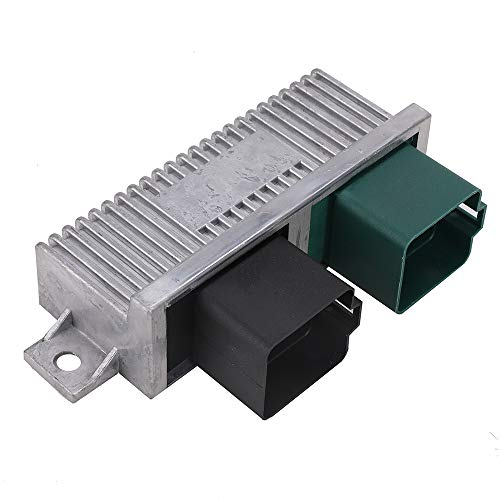 6.0 6.4 7.3 Powerstroke Diesel Glow Plug Control Module Relay Switch - Compatible with Ford F-250, F-350, E-350, Excursion 6.0L 6.4L 7.3L Powerstroke - Replace DY876 YC3Z-12B533-AA