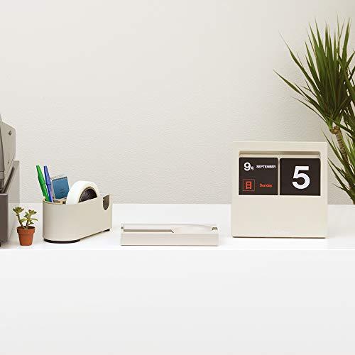 カール事務器パネルカレンダーホワイトPC-380-W