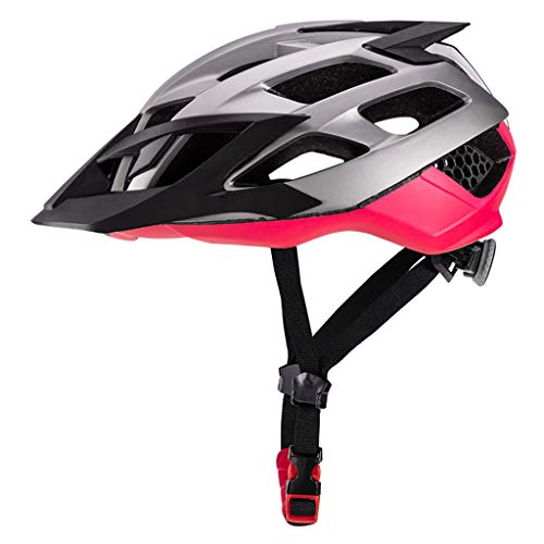 7haofang Bicycle Helmet Unisex Ultralight MTB Bike Helmet Mountain Riding Bicycle Safety Cap
