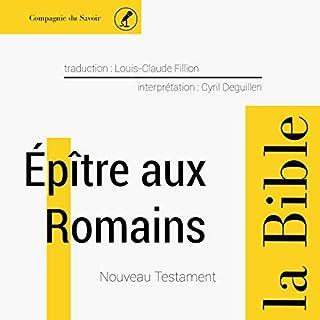 Couverture de Épître aux Romains