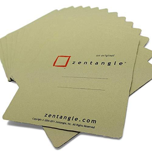 Sakura Zentangle Fliesen–Brieftasche–von 15Renaissance Stil Squares