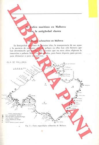 El trafico maritimo en Mallorca en la antiguedad clasica.