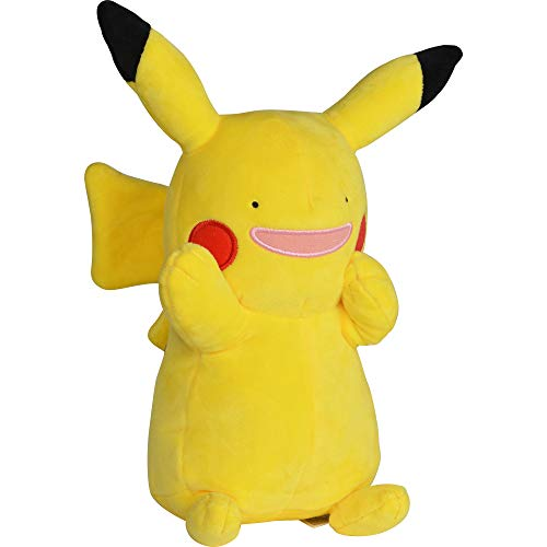 PoKéMoN Ditto Pikachu Plush Stuffed Animal Toy - 8""