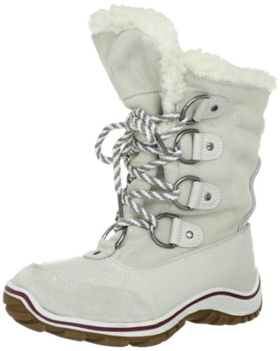 PAJAR Alina 21302.22, Damen Fashion Stiefel, Weiss (White/Ice), EU 37 (US 6.5)