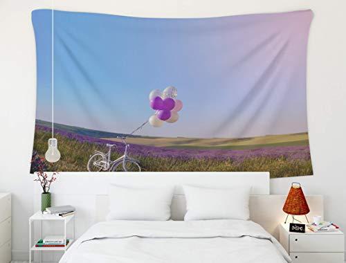 Tapiz de pared de arte, acuarela Flamingo Floral, tapiz, tapiz grande para D & eacute; cor Dormitorio y dormitorio flip flop patrón de impresión de playa sin costura zapato de verano vector repetir te