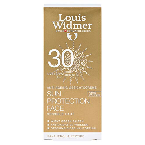 Widmer Sun Protection Face Creme LSF 30 unparf�miert, 50 ml