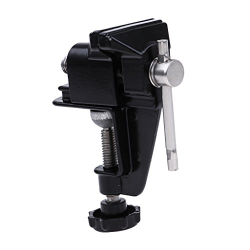 SM SunniMix Mini Schraubstock Bench Clamp Vice Craft Modellbau Legierung Metall Tisch Schraubstock Werkzeug