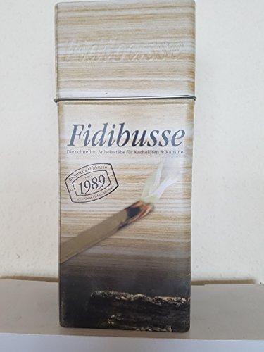 BRUNNER - Fidibusse (50Stk) + Geschenkdose