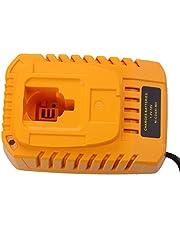 Para Dewalt 7.2V - 18V NI-CD NI-MH Cargador de batería DC9310 DW9116 DE9130 DW9096 Accesorio de herramienta eléctrica para taladro-CD NI-MH Cargador