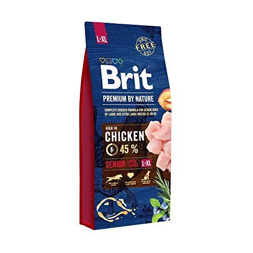 Brit Premium by Nature Senior L + XL Hundefutter