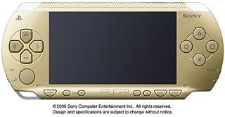 PSP「プレイステーション・ポータブル」 シャンパンゴールド (PSP-1000CG) 【メーカー生産終了】