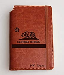 Vietnam handmade products ~ leather journal