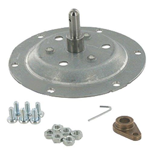Indesit Genuine Tumble Dryer Rear Drum Shaft Bearing (Riveted Type)