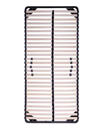 Somier multiláminas 90x200 cm - inclue 1 pata