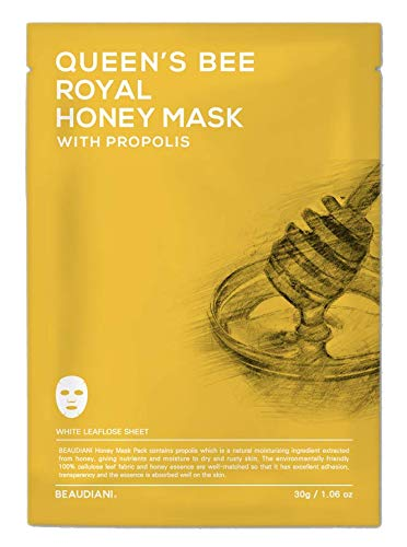 Beaudiani Queen's Bee Royal Mascarilla de Miel - 1 Unidad