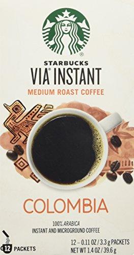 Starbucks Instant Colombia