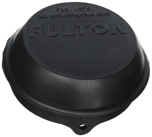 Fulton 500324 End Cap for Round Tube Jack