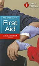 Heartsaver First Aid Quick Reference Guide [Paperback] (Author) AHA