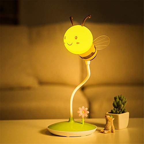 Cartoon Biene Lichterketten, Cartoon Biene Nachtlicht Home Decor Led Nachttisch Tischlampe Für Schlafzimmer Dekor Geburtstagsgeschenk Kinder Präsentieren Weihnachten