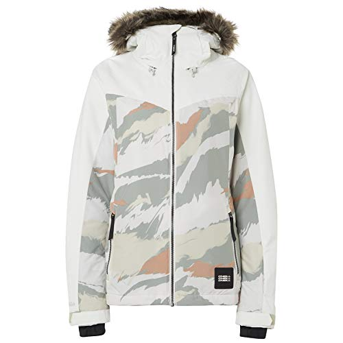 O'NEILL Pw Vallerite Jacket Chaqueta Esqui Y Snowboard Para Mujer, Mujer, Opaline, M