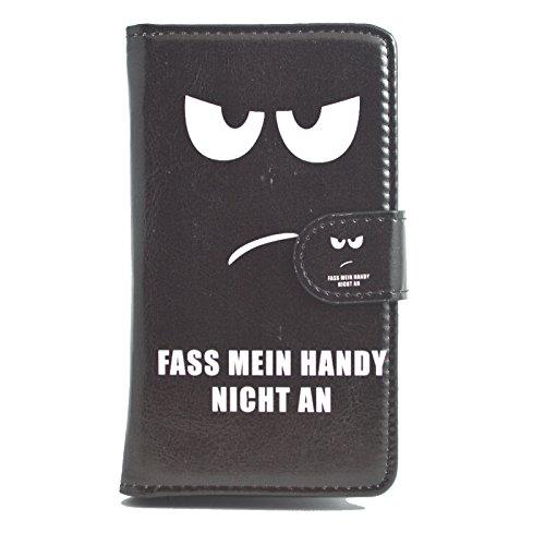 ikracase Slide Design für Archos 50 Titanium 4G Smartphone Handytasche Schutzhülle Tasche Case Cover Hülle Motiv Design 2