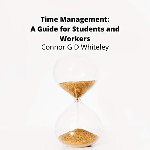『Time Management: A Guide for Students and Workers』のカバーアート