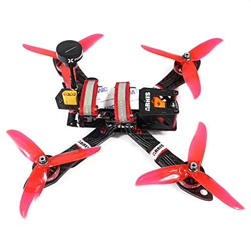 ARRIS X220 220mm V2 Racing Drone FPV RC Quadcopter ARF w/EMAX RS2306 Motor + Runcam Swift 2 FPV Camera (Professional Version)