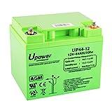Bateria Plomo Agm 44Ah 12V