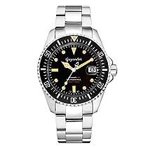 Gigandet SEA GROUND Automatik Vintage Herren Armbanduhr 'G2' Taucheruhr mit Edelstahlarmband - G2-007