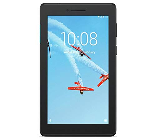 Lenovo Tab E7-7' Android Tablet, 1.3GHZ Quad-Core Processor, 8GB Storage - Slate Black