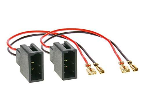 Lautsprecher-Adapterkabel geeignet für Citroen C1 | Peugeot 107 | Toyota Aygo
