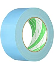 ニチバン 養生用布粘着テープNo.103Bライトブルー 50mm×25m 103B-50 養生用クロステープ