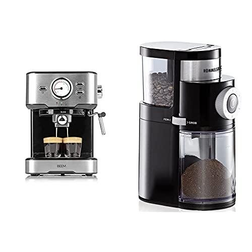 BEEM 05025 Espresso-Siebträgermaschine...