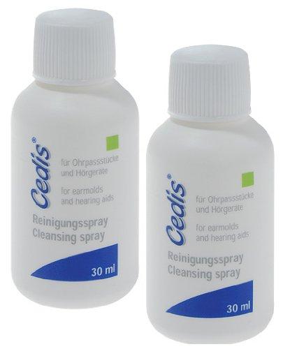 2 St. 30 ml Cedis Nachfüllflaschen (für alle Cedis-Sprays mit 30 ml) - Cedis-Nr. 86703