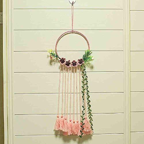 JYHW mooie slinger stijl kwastjes franje droom vanger bruiloft muur opknoping decoratie ambacht kinderen & meisjes ornament droom vanger