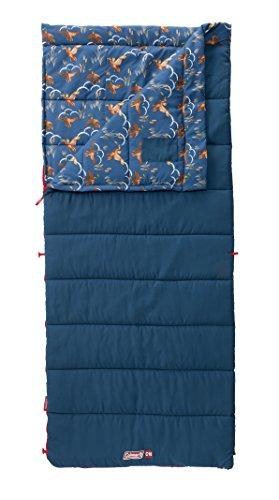 コールマン(Coleman) 寝袋 コージーII C10 使用可能温度10度 封筒型 ネイビー 2000034773
