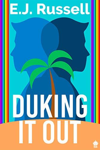Duking It Out: A M/M Superhero Romance