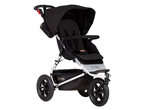 Mountain Buggy Urban Jungle Kinderwagen (2015), schwarz
