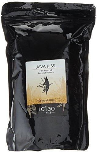 Lotao Java Kiss Kokosblütenzucker, 1er Pack (1 x 1 kg)