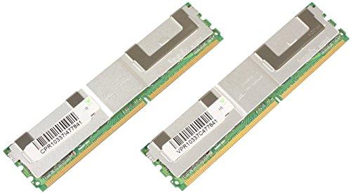 MicroMemory 8GB (2x 4GB), DDR28GB DDR2667MHz ECC-Speicher/RAM (2x 4GB), DDR2, DDR2, 2x 4GB