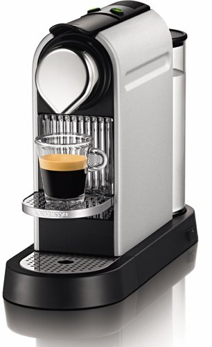 Read About Nespresso Citiz Frost Aluminum Espresso Maker
