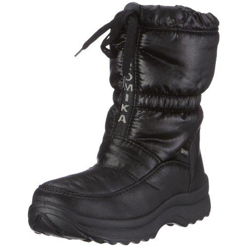 Romika 58028 68 100 Colorado 118, Damen Stiefel, Schwarz (schwarz 100), EU 44
