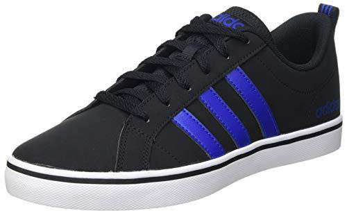adidas Vs Pace, Baskets Homme, Core Black/Team Royal Blue/Footwear White, 42 EU