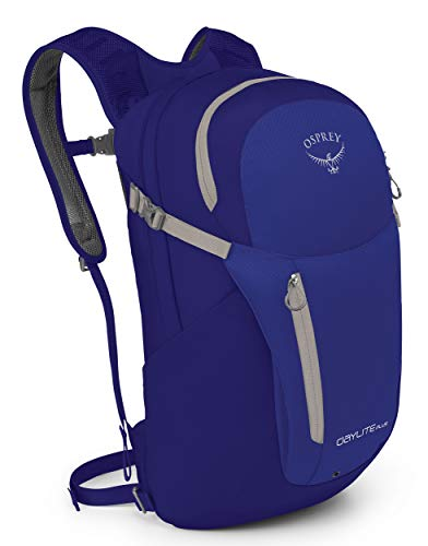 Osprey Packs Daylite Plus Daypack, Tahoe Blue