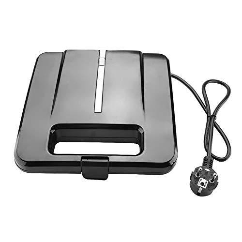 750W tostapane con rivestimento piastra antiaderente per panini panino Toast con controllo automatico di temperatura EU Plug 220-240V