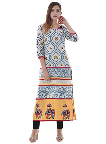 VIHAAN IMPEX Indian kurti for women…