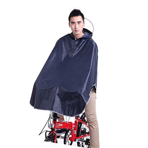 DNSJB Regenjas, poncho, hoodie, regenjas, sjaal, outdoor, fiets, motorfiets, scooter